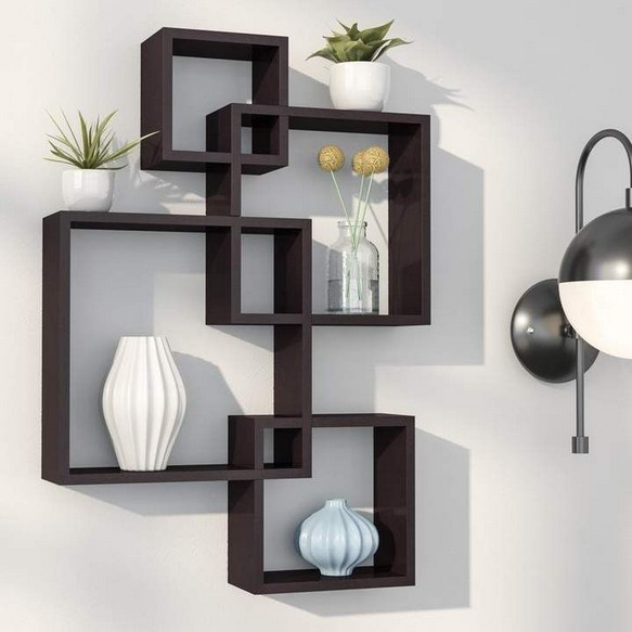 16 Models Wood Shelving Ideas For Your Home 10