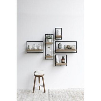16 Models Wood Shelving Ideas For Your Home 13