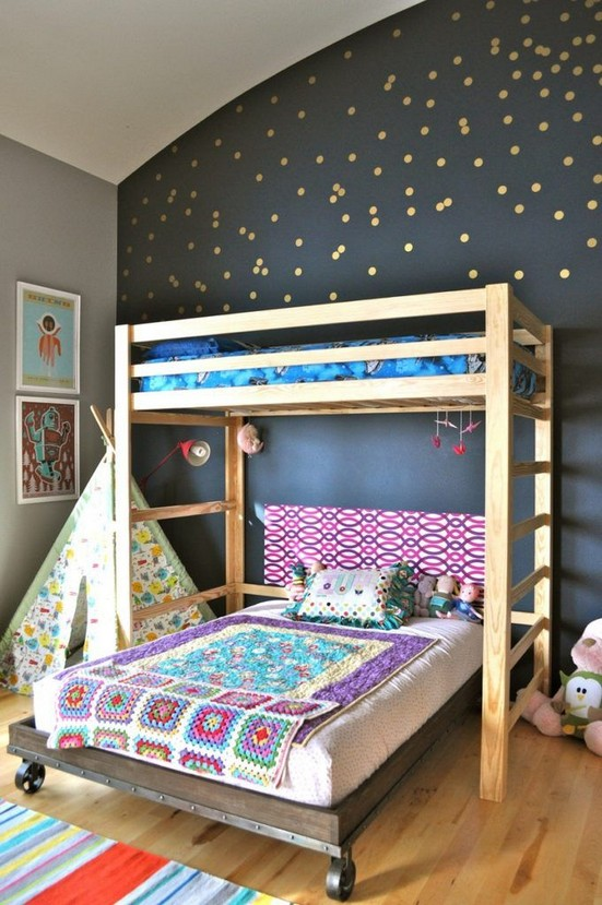 17 Awesome Bedroom Boy And Girl Decorating Ideas 12