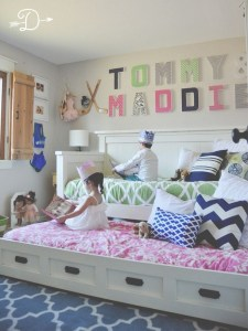 17 Awesome Bedroom Boy And Girl Decorating Ideas 20