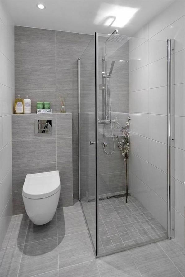 17 Awesome Small Bathroom Tile Ideas 12