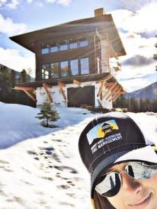 17 Beautiful Mountain Cabin Plans Hillside 10