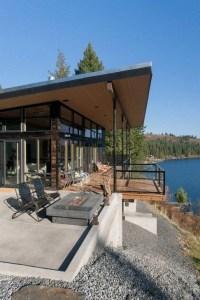 17 Beautiful Mountain Cabin Plans Hillside 17