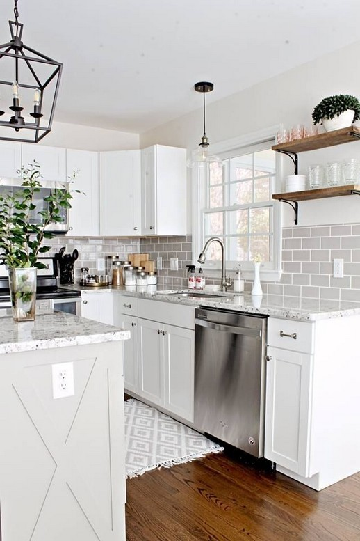 17 Design Your Kitchen Remodeling On A Budget 13
