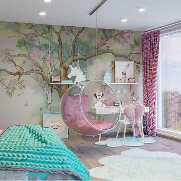 17 Girl Bedroom Decorating Ideas That She Will Love 10