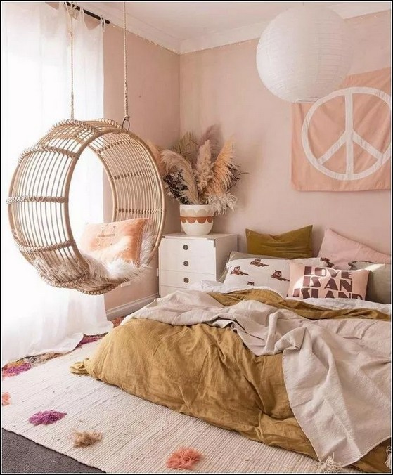 17 Girl Bedroom Decorating Ideas That She Will Love 18