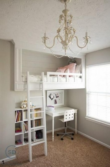 18 Best Of Loft Bedroom Teenage Decoration Ideas 13