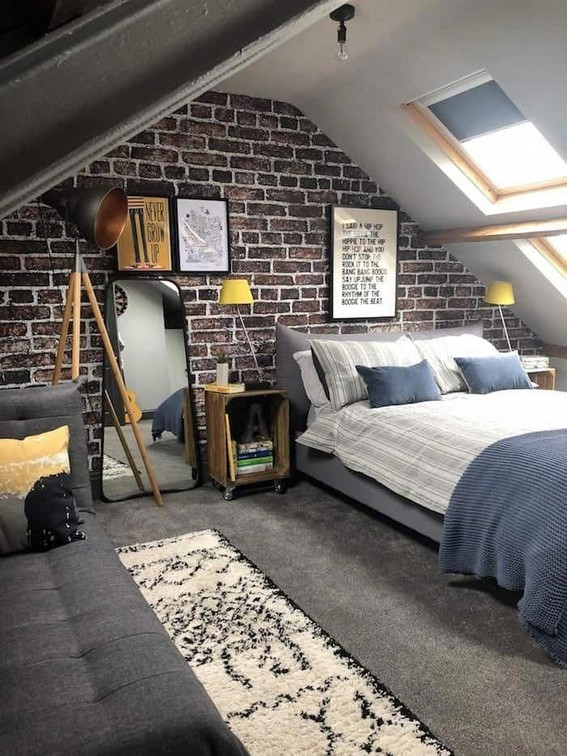 18 Best Of Loft Bedroom Teenage Decoration Ideas 17
