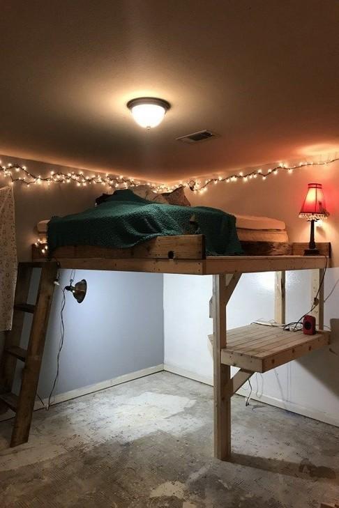 18 Best Of Loft Bedroom Teenage Decoration Ideas 25