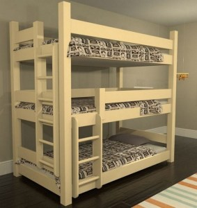18 Ideas For Fun Children's Bunk Beds 05