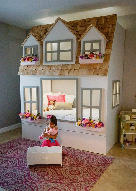18 Ideas For Fun Children's Bunk Beds 26