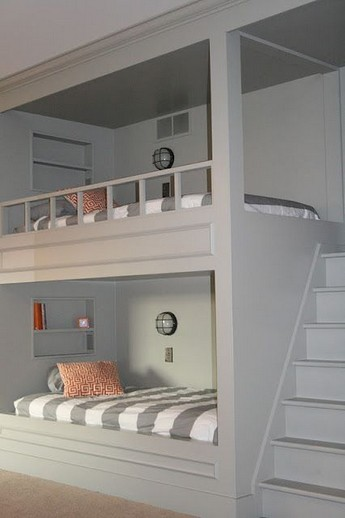 18 Most Popular Types Of Bunk Beds 10