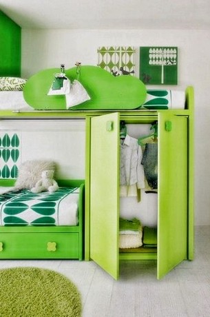 18 Most Popular Types Of Bunk Beds 16