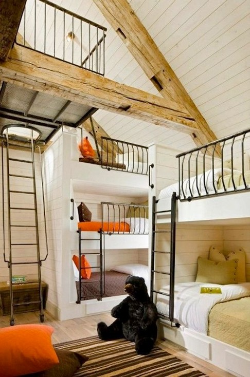 19 Amazing Bunk Bed Styles 04