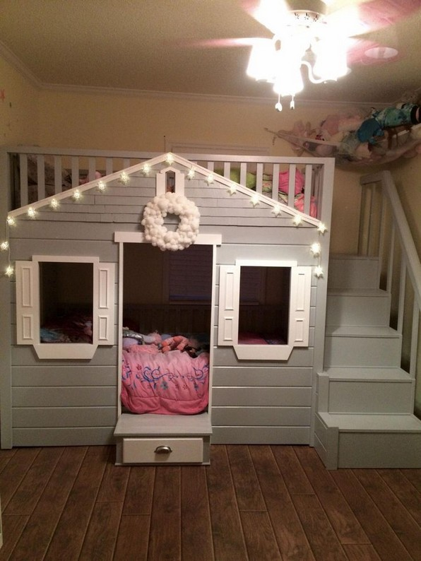 19 Amazing Bunk Bed Styles 09