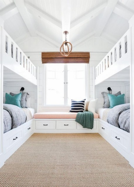 19 Amazing Bunk Bed Styles 15