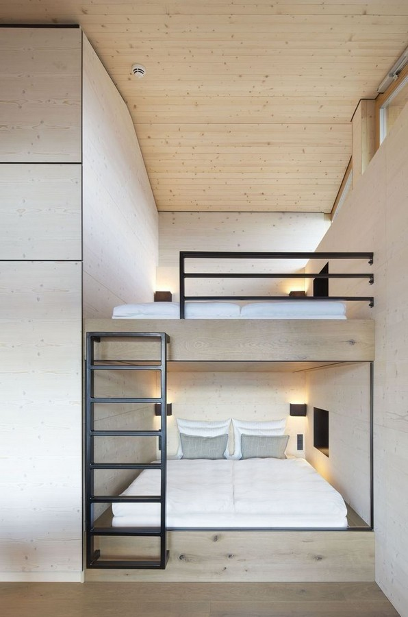 19 Amazing Bunk Bed Styles 26