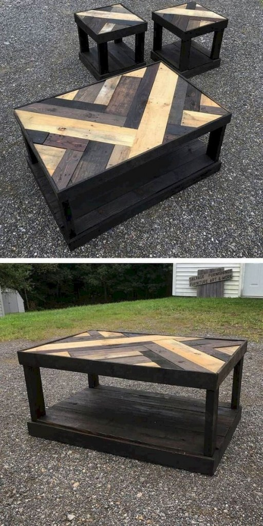 19 Most Populars Pallet Wood Projects Diy 13