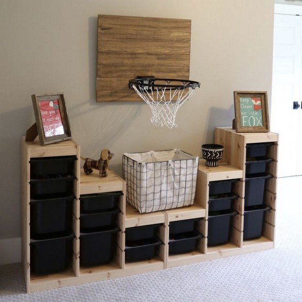 20 Great Ideas For Decorating Boys Rooms 17
