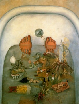 what-i-saw-in-the-water-or-what-the-water-gave-me-by-frida-kahlo-1938