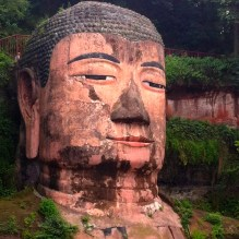 Let's see that serene buddha smile!