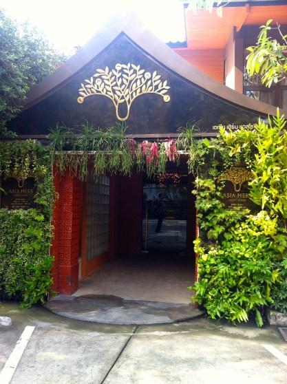 Asia Herb Association, Bangkok.