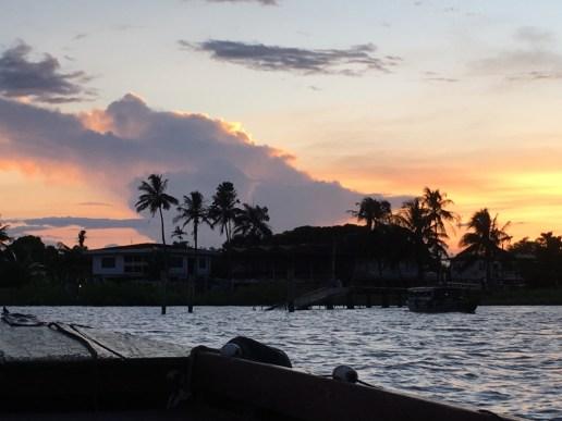 Good night, Suriname.