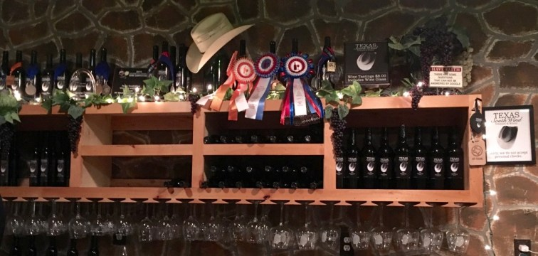 This winery's won just one or two awards.