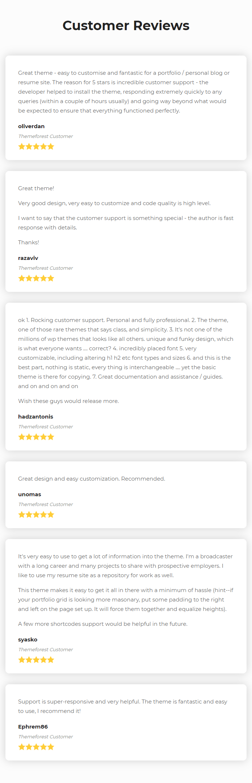 Kerge - CV Resume Theme - 5