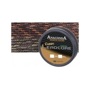 Olovená šnúra Anaconda Camou Leadcore