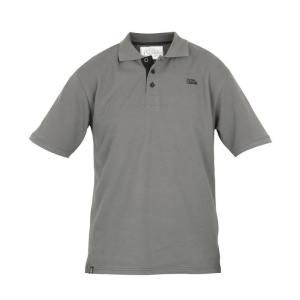 Polokošela FOX Chunk Polo Shirt Black/Grey