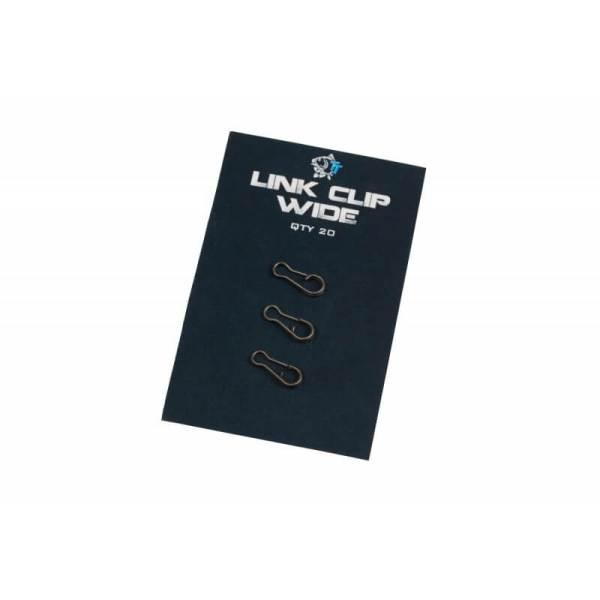 Gumové korálky NASH Bore Beads 6mm 20ks - Rybarske potreby