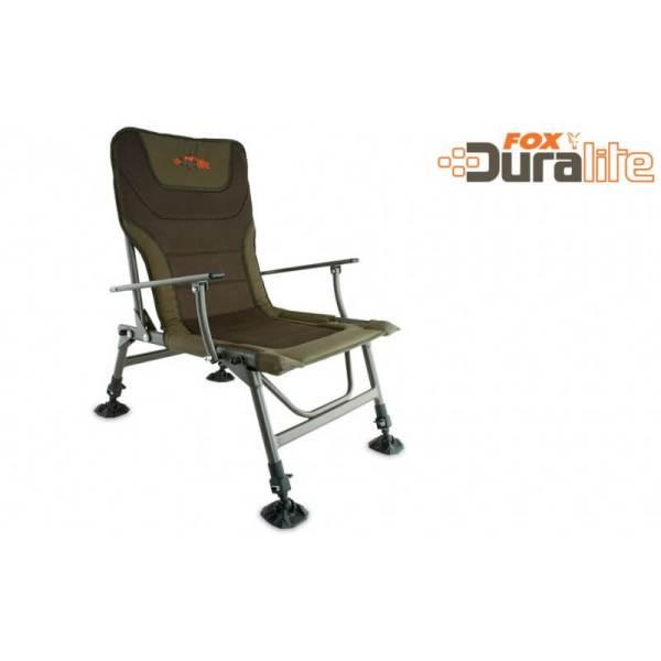 Kreslo FOX Duralite Chair