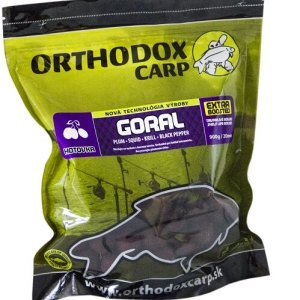Boilies Orthodox Carp Goral 900gr 24mm