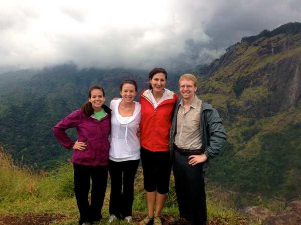 Sri Lanka Little Adams Peak Just Go