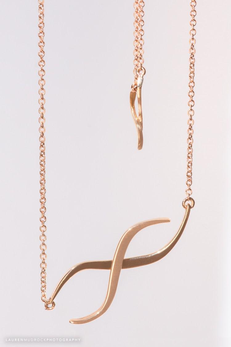 necklace details