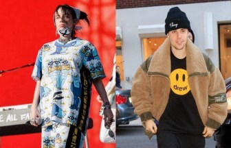Billie Eilish、 Justin Bieber
