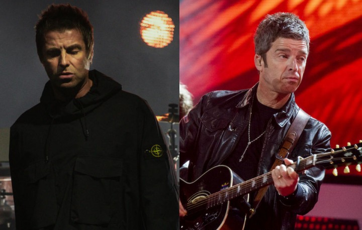 Liam Gallagher、Noel Gallagher
