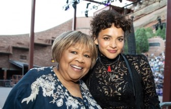 Norah JonesとMavis Staples
