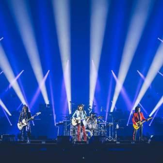THE YELLOW MONKEY 結成30周年の祝祭感に満ちたキャリア初のドームツアーが開幕