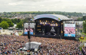 The Isle of Wight Festival