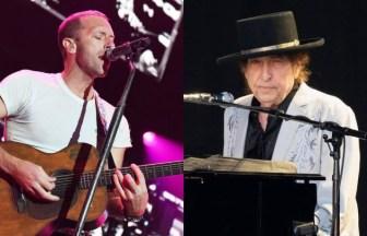 Bob Dylan Chris Martin