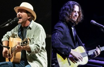 Eddie Vedder、Chris Cornell