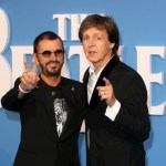 Ringo Starr、Paul McCartney