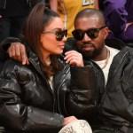 Kanye WestとKim Kardashian