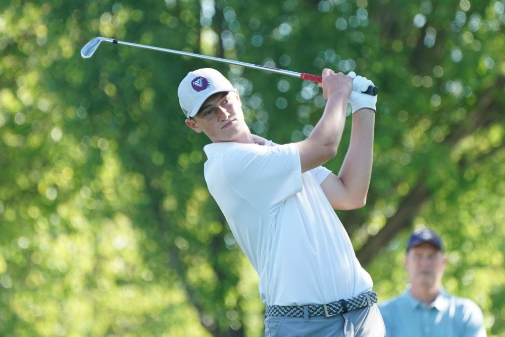 NCAA Golf: WCC Championships