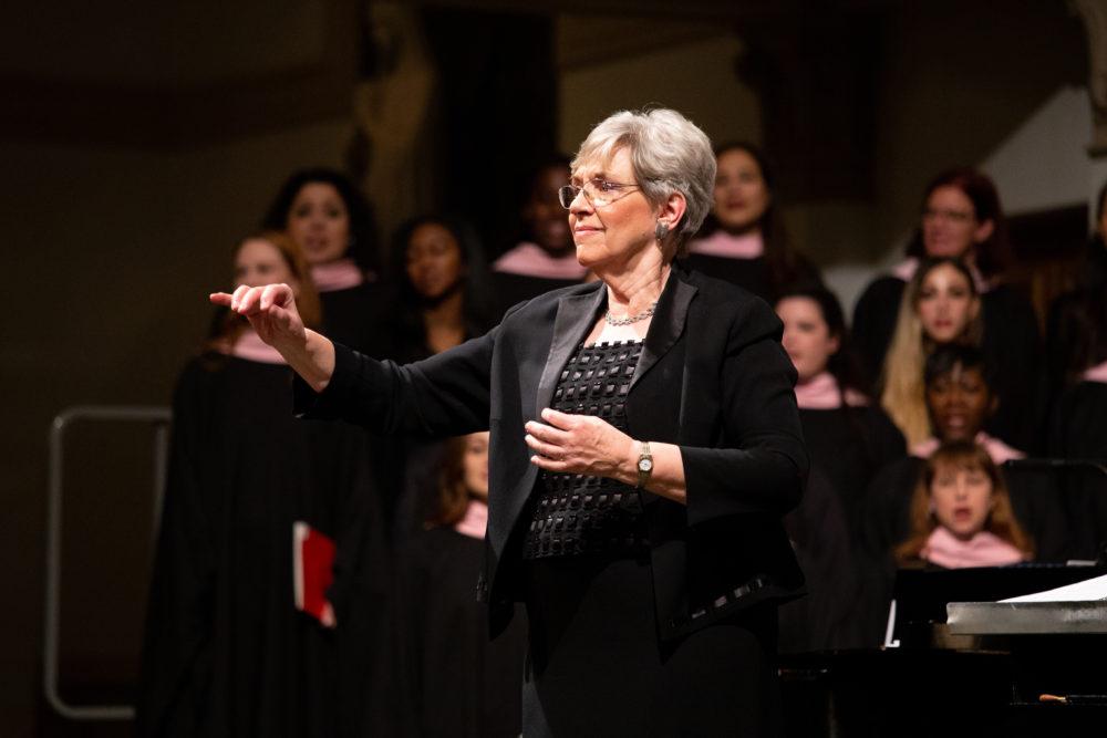 LMU Choruses Christmas Concert