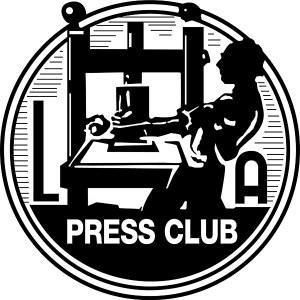 L.A. Press Club LOGO