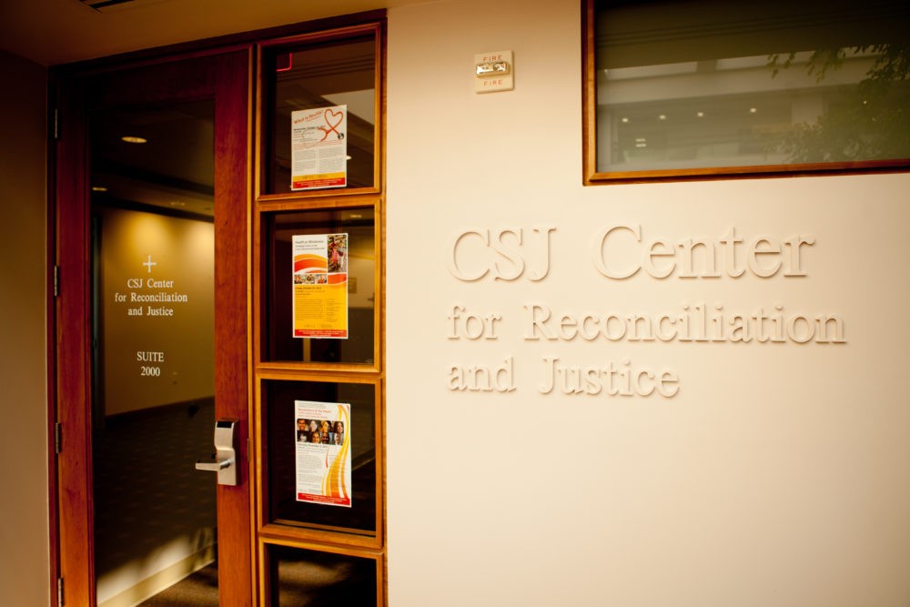 CSJ Center for Reconciliation and Justice