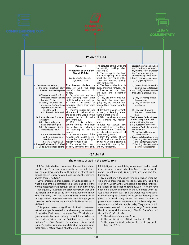POSB-diagram